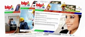 Website BLP Constructores