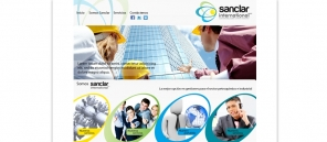 Sanclar Website